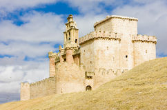 Turegano Castle Royalty Free Stock Photos