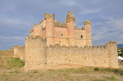 Turegano castle, Castile, Spain Stock Photos