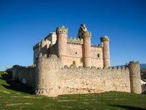 Turegano castle, Castilla y Leon, Spain Royalty Free Stock Photos