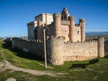 Turegano castle, Castilla y Leon, Spain Stock Photo