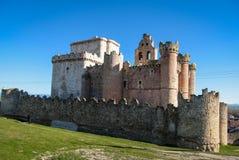 Turegano castle, Castilla y Leon, Spain Royalty Free Stock Image