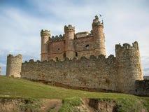 Turegano castle, Castilla y Leon, Spain Royalty Free Stock Photo