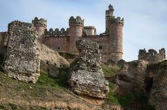 Turegano castle, Castilla y Leon, Spain Royalty Free Stock Photography