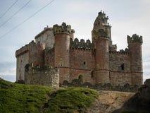 Turegano castle, Castilla y Leon, Spain Stock Image
