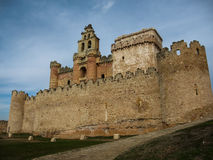 Turegano castle, Castilla y Leon, Spain Royalty Free Stock Images