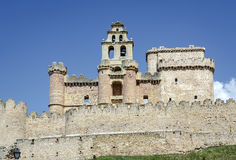 Turegano Castle Stock Photos