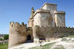 Turegano Castle Royalty Free Stock Images