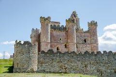 Turegano Castle Stock Photography