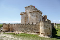 Turegano Castle Royalty Free Stock Photography