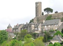 Turenne ( France ) Royalty Free Stock Photo