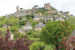 Turenne ( France ) Stock Photography