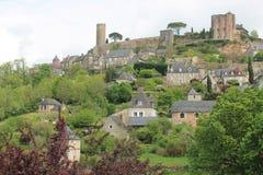Turenne ( France ) Stock Images