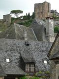 Turenne ( France ) Royalty Free Stock Images