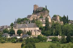 Turenne , France Stock Photography