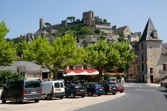 Turenne , France Stock Images