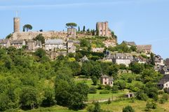 Turenne , France Royalty Free Stock Image