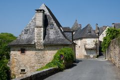 Turenne , France Royalty Free Stock Images