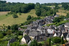Turenne , France Royalty Free Stock Photo