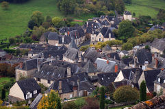 Turenne , old village. Royalty Free Stock Photography