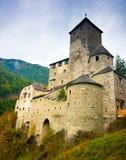 Tures-Schloss stockbilder