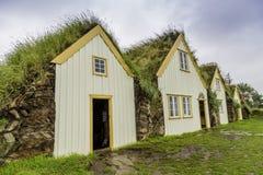 Turf Houses Royalty Free Stock Image
