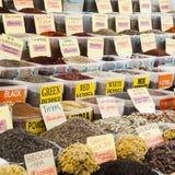 The Turgutris market in Turkey Stock Images