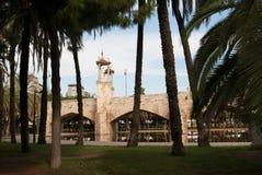 Turia City Park in Valencia, Spain Royalty Free Stock Photo