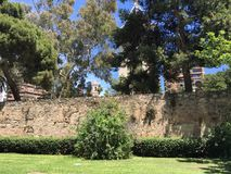 Turia Gardens Stock Images