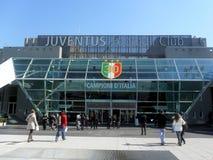 Het Stadion van Juventus Stock Afbeeldingen