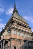 Turijn, Italië - Mol Antonelliana royalty-vrije stock afbeeldingen