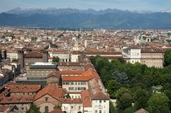 Turin Royalty Free Stock Photos