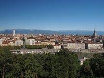 Turin-Ansicht Stockbild