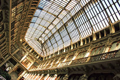 Turin arcade Stock Image