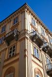 Turin architecture - Italy Royalty Free Stock Photos