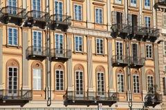 Turin architecture - Italy Stock Photo