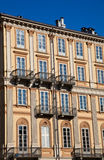 Turin architecture - Italy Royalty Free Stock Image