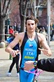 12ème édition du trophée de la ville de Turin du triathlon Images libres de droits