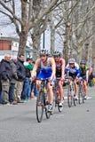 12ème édition du trophée de la ville de Turin du triathlon Images stock