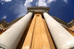 Turin-Basilika von Superga Lizenzfreie Stockfotos