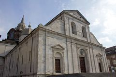 Turin Cathedral Stock Photos