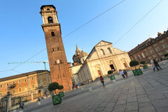 Turin Cathedral, Italy Royalty Free Stock Photo