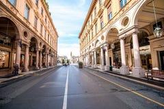 Turin city in Italy Royalty Free Stock Photos