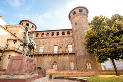 Turin city in Italy Royalty Free Stock Photos