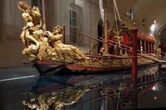 Turin den kungliga slotten av Venaria Reale Royaltyfri Foto