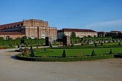 Turin den kungliga slotten av Venaria Reale Arkivbilder