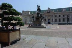 Turin det nationella universitetarkivet Arkivbilder