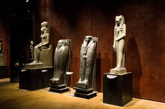 Turin egyptian museum Royalty Free Stock Photography