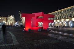 Turin Film Festival Stock Images