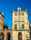 Turin government offices (Prefettura) Stock Images