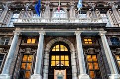 Turin Itália, museu egípcio imagens de stock royalty free
